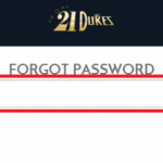 21 Dukes Casino login 4