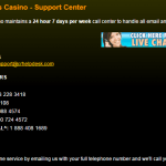 Captain Cooks casino login 3