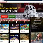 Mega casino login