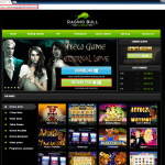 Raging Bull casino login