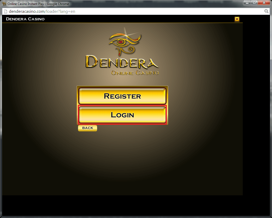 Dendera casino instant play