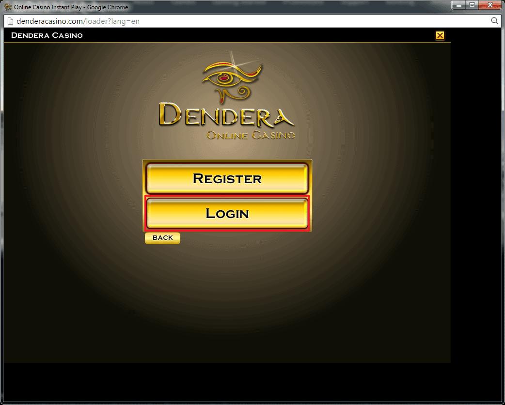 dendera casino online