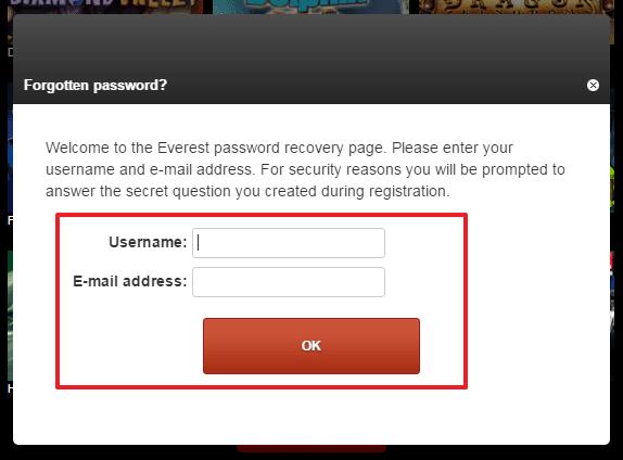 Everest login 3