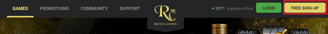 Rich casino login-005