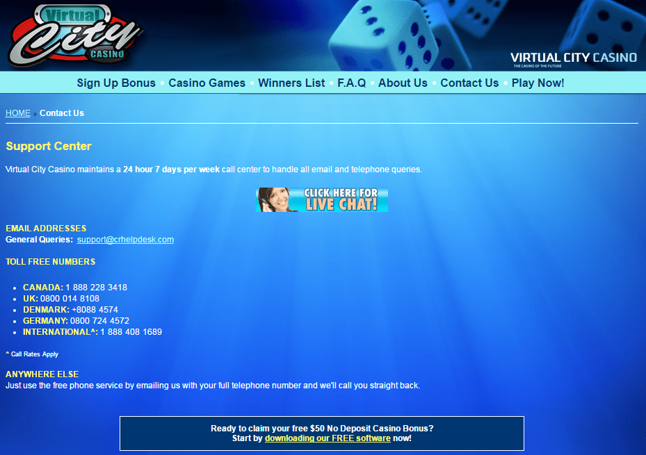 jackpot city casino login